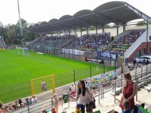 """Na Stadionie Miedzi Legnica """"Hej Miedź!"""""""